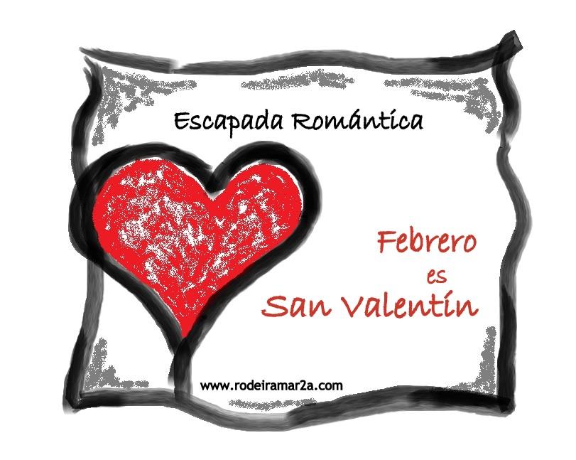 san valentin escapada romantica