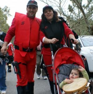 Carnaval de Hio 2011.Desde Vilanova